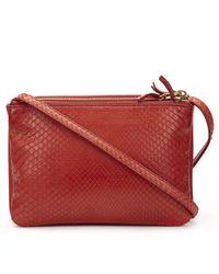 Pre-owned - Trio python handbag Celine v6ue5YW