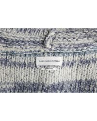 Étoile Isabel Marant \n Blue Cotton Jacket
