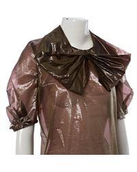 Marni Multicolor Top Synthetik Khaki