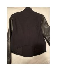 Helmut Lang Black Cotton Jacket