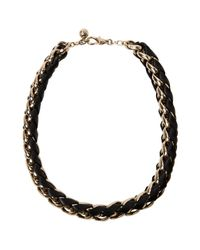 Chloé | Metallic Pre-owned Necklace | Lyst