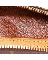 Louis Vuitton Brown Cloth