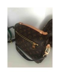 Bandolera Metis de Lona Louis Vuitton de color Brown