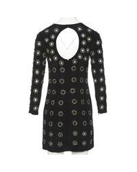 Emilio Pucci \n Brown Wool Dress