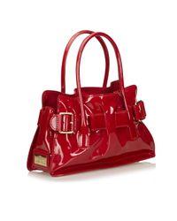 Sacs à main Valentino en coloris Red