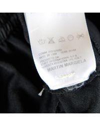Top en Viscose Noir Maison Margiela en coloris Black