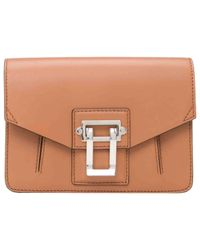 Proenza Schouler - Brown Pre-owned Leather Bag - Lyst