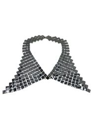Dior | Black Pre-owned Necklace | Lyst