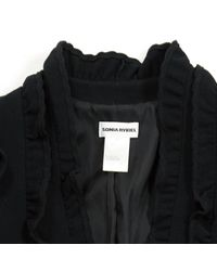 Sonia Rykiel Pre-owned Black Wool Jacket