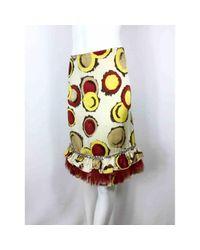Marni Multicolor Multicolour Silk