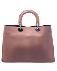 Dior Multicolor Issimo Leder Handtaschen