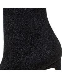 Botines en con lentejuelas negro Giuseppe Zanotti de color Black