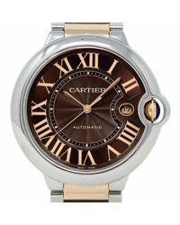 Cartier Ballon Bleu Uhren in Brown für Herren