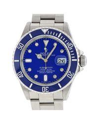 Rolex Submariner Uhren in Blue für Herren