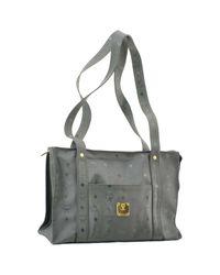 MCM Black Leder Handtaschen