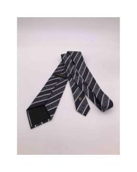 Corbata Louis Vuitton de hombre de color Black