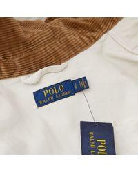 Polo Ralph Lauren Natural Mäntel