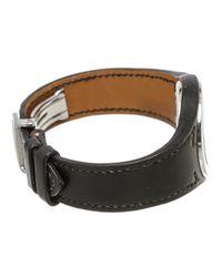 Hermès Black Harnais Uhren