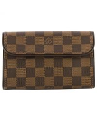 Louis Vuitton Multicolor Florentine Leinen Handtaschen