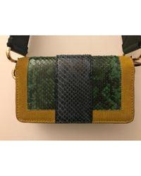 Burberry Multicolor Clutch Bag