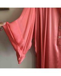 Top \N en Soie Rose Emilio Pucci en coloris Red