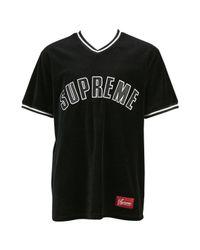 Tee shirts en Coton Noir Supreme pour homme en coloris Black