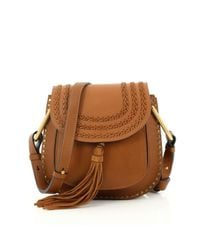 Chloé - Pre-owned Brown Leather Handbag - Lyst