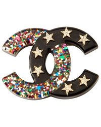 Chanel | Multicolor Pre-owned Pin & Brooche | Lyst
