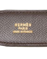 Cinture H Nero di Hermès in Black