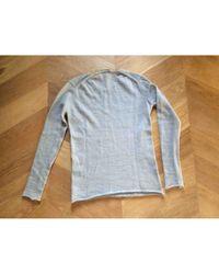 Étoile Isabel Marant Gray Grey Wool Knitwear
