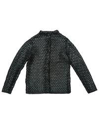 Marc Jacobs Black Wool Jacket