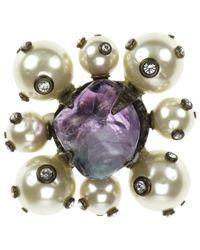 Chanel Multicolor Pre-owned Pin & Brooche