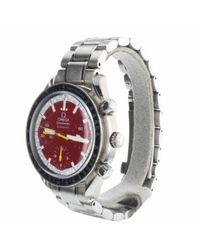 Omega Speedmaster Uhren in Red für Herren