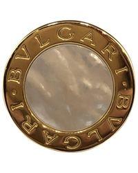 BVLGARI Metallic Gold Yellow Gold Ring