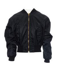 Vetements - Black Pre-owned Jacket - Lyst