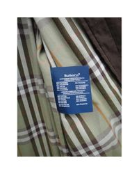 Burberry Brown Trenchs