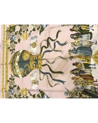Loewe Green \n Other Silk Scarves