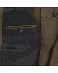 Burberry Wolle Blouson in Multicolor für Herren