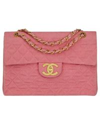 Chanel Pink Timeless Handtaschen
