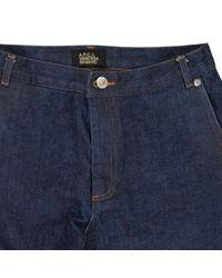 A.P.C. Vanessa Seward Blue Cotton Jeans
