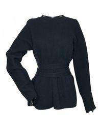 Proenza Schouler Multicolor Wolle Pullover