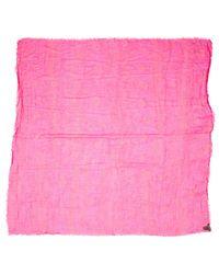 Roberto Cavalli Pink Synthetic