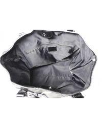 Bolso de Lona Burberry de color Black