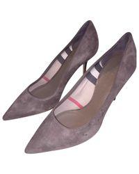 Burberry Multicolor Heels