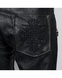 Pantaloni nero di Philipp Plein in Black