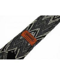 Missoni Gray Tie for men