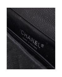 Bolso Timeless/Classique de Cuero Chanel de color Black