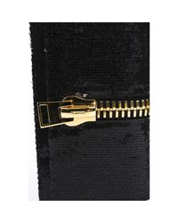 Tom Ford Black Echse Clutches