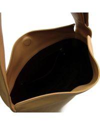 Cartier Brown Leder Handtaschen