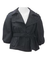 Miu Miu Pre-owned Black Silk Jackets